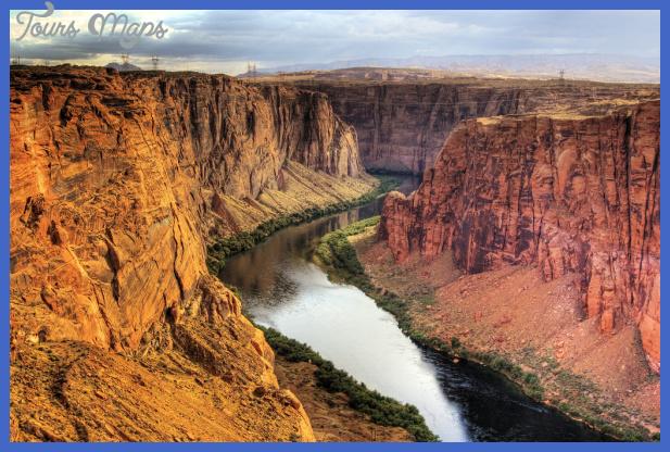 Photo of the Moment: The Carving of Glen Canyon, Arizona - Vagabondish