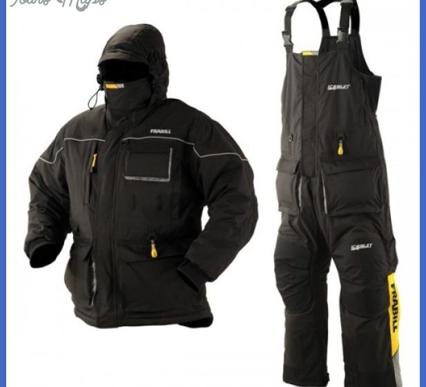 Frabill IceSuit - Clothing - Ice Fishing
