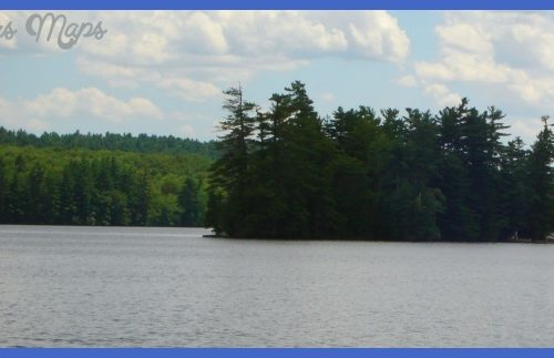 Cobbosseecontee Lake, Monmouth, Maine