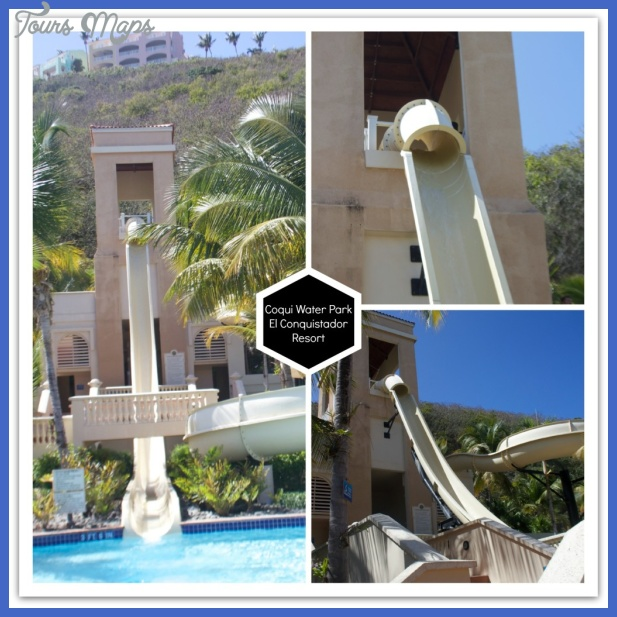 Coqui Water Park at El Conquistador Resort Puerto Rico - Virtually ...