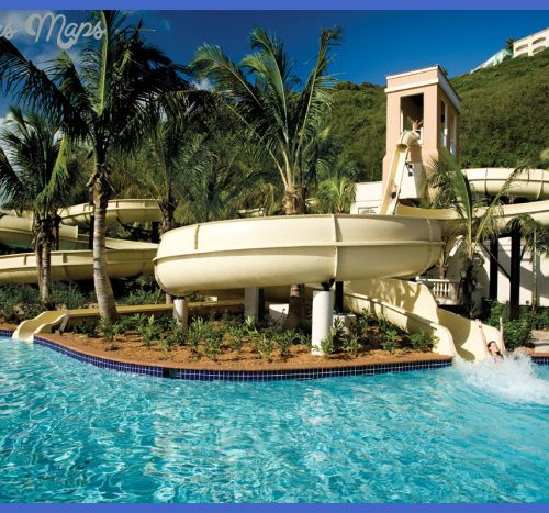 Coqui Water Park, El Conquistador, A Waldorf Astoria Resort in Puerto ...