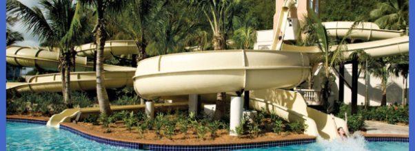 Coqui Water Park, El Conquistador, A Waldorf Astoria Resort in Puerto ...