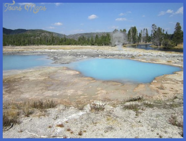 extension to biscuit basin yellowstone  19 Extension to Biscuit Basin Yellowstone
