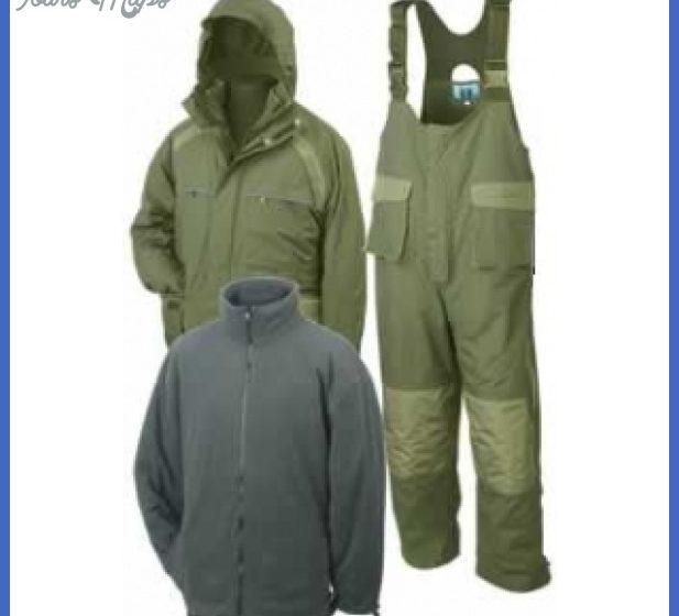 Large Size Fishing Clothing