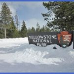 Yellowstone Entrance