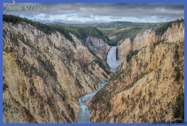 grand canyon of the yellowstone 2 Grand Canyon Yellowstone