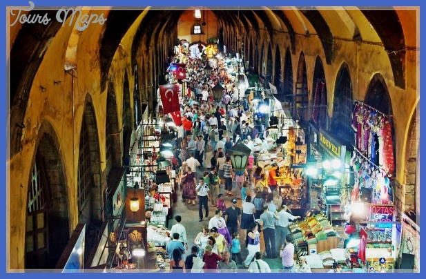 Panoramio - Photo of The Grand Covered Bazaar in Istanbul