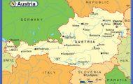 Mapa di Europa Politico Regione