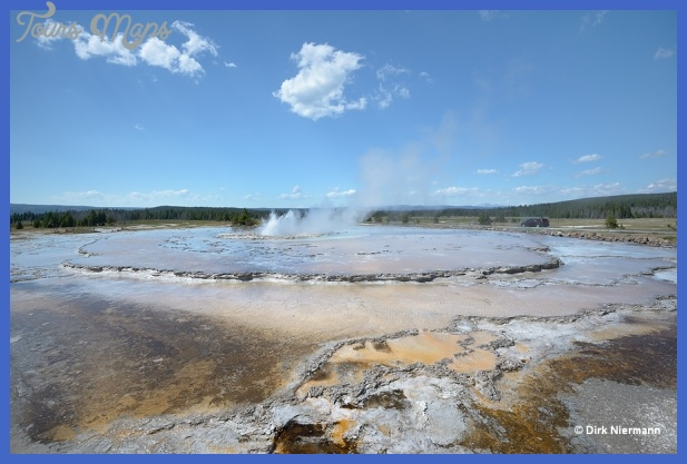 great fountain geyser 10 Great Fountain Geyser