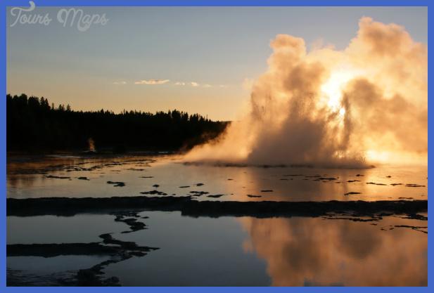great fountain geyser 3 Great Fountain Geyser