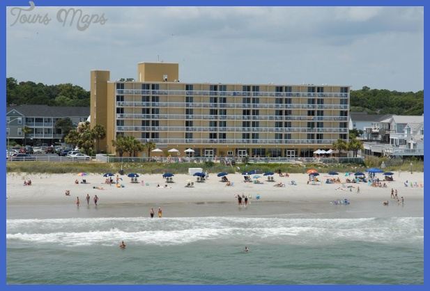 Book Holiday Inn Oceanfront at Surfside Beach, Surfside Beach, South ...