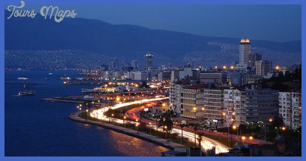 Gelişen İzmir yıllar boyu göç almış, fiziki şartları her ...