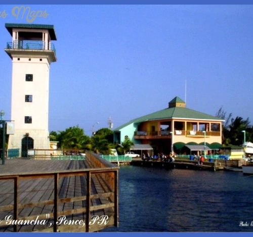 La Guancha And Yatch Club, Ponce, Puerto Rico