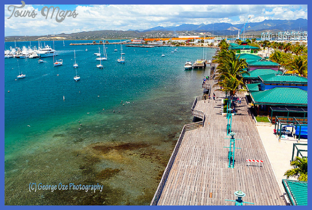 High Angle View of the La Guancha Boardwalk, Playa de Ponc… | Flickr ...