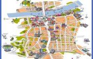 Linz tourist map