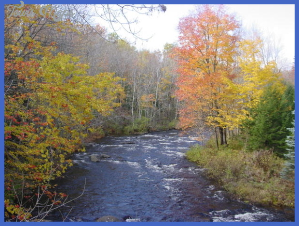 Little Ossipee River at Bridge Street