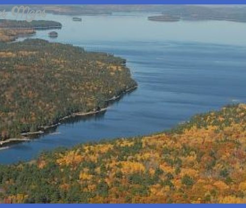 State of Maine Buys Easement on 21,000 Acres in Washington County ...