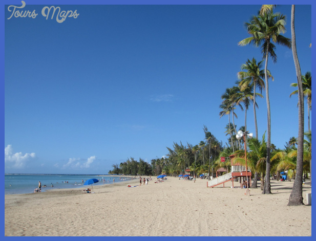 Luquillo Beach Pictures, Photos and Images, Puerto Rico Travel Guide