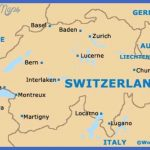 Map of Geneva Airport (GVA): Orientation and Maps for GVA Geneva ...