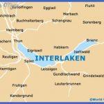 map of berne switzerland 13 150x150 Map of Berne Switzerland