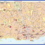 Lisbon Map - Tourist Attractions