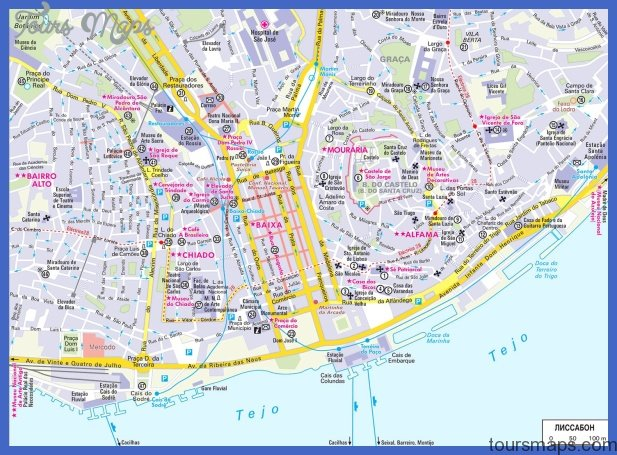 lisbon portugal map source http artofanderson com lisbon portugal map