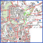 See map of Luxembourg City (click to enlarge).