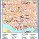 Carte de Porto : Plan touristique Porto