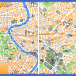 map of rome 10 150x150 Map of Rome