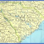 map of south carolina 0 150x150 Map of South Carolina