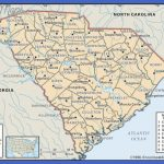 map of south carolina 3 150x150 Map of South Carolina