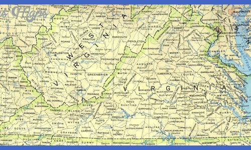 Virginia Maps - Perry-Castañeda Map Collection - UT Library Online