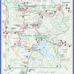 map of yellowstone 24 150x150 Map of Yellowstone