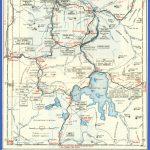 map of yellowstone 25 150x150 Map of Yellowstone