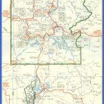 map of yellowstone 7 150x150 Map of Yellowstone