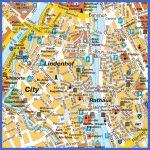 Switzerland Zurich Map