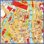 Map Zürich (Zurich), Switzerland. Maps and directions at hot-map.