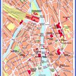 Zurich Map - Attractions