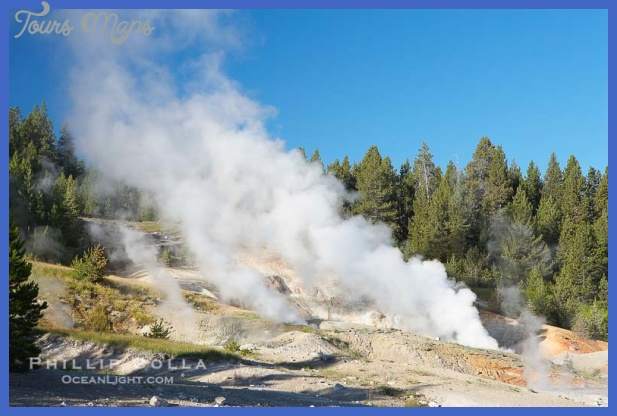 norris geyser basin in the history of yellowstone 1 Norris Geyser Basin in the History of Yellowstone