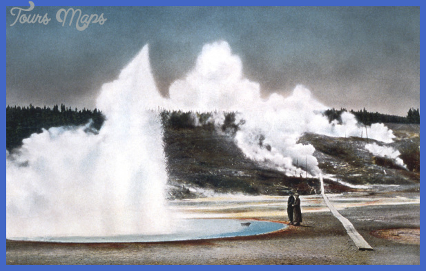 norris geyser basin in the history of yellowstone 11 Norris Geyser Basin in the History of Yellowstone