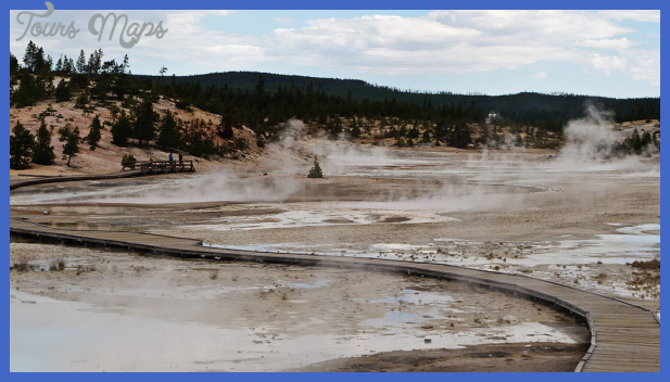norris geyser basin in the history of yellowstone 5 Norris Geyser Basin in the History of Yellowstone