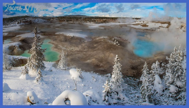 norris geyser basin 4 Norris Geyser Basin