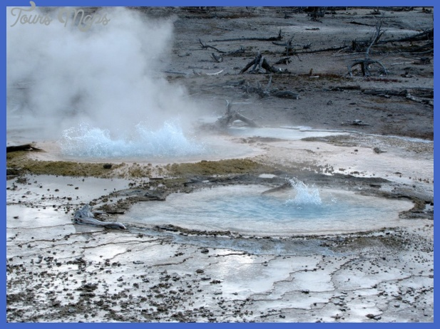 norris geyser basin 5 Norris Geyser Basin