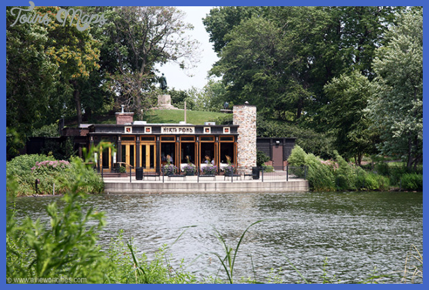 North Pond, Lincoln Park - Chicago Pictures