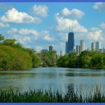 lincoln park north pond with grass | Flickr - Photo Sharing!