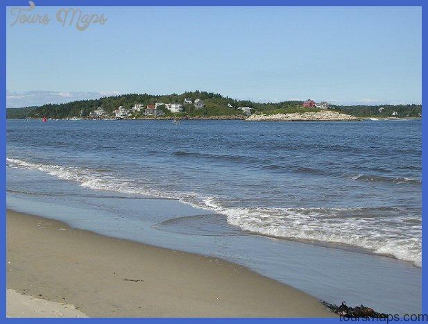 Popham Beach, Maine