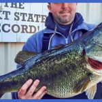 Record Breaking Fish Caught In Chickamauga Lake | fishhound.com