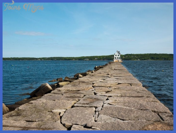 Rockland Breakwater Lighthouse 3 by CieraHolzenthal on Flickr
