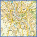 Salzburg Austria Map City