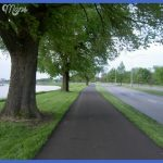 toward Stewart Street. The Great Miami River Trail crosses the river ...